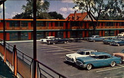 The Parkway Motor Motel, 475 Rideau St