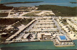 Aerial View Of Jack Tar's Key Colony