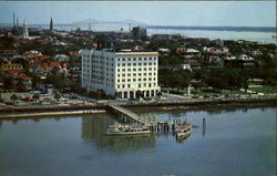 Hotel Fort Sumter, Foot of King Street