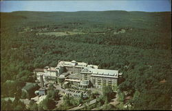 Aerial View Of The Inn