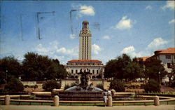 Main Building, University of Texas