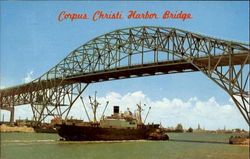 Corpus Christ Harbor Bridge