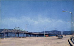 Tappan Zee Bridge Looking West
