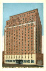 Hotel Chesterfield, 49th St