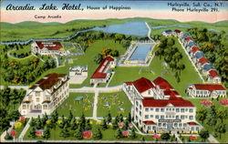 Arcadia Lake Hotel