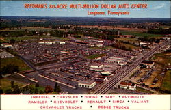 Reedman's 80-Acre Multi-Million Dollar Auto Center