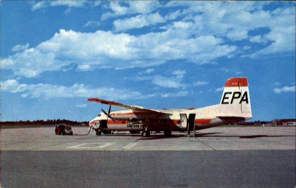 Eastern Provincial Airways Aircraft