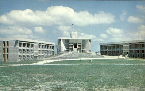 Assembly Building And Government Offices Belmopan Belize