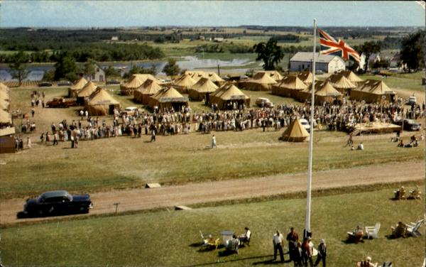 Festival Of The Arts Tatamagouche Canada Nova Scotia