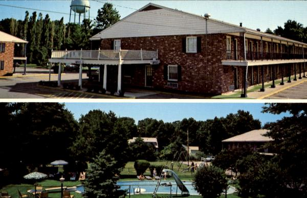 Quality Inn, 222 South DuPont Highway Dover Delaware