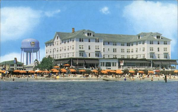 Commander Hotel, Broadwalk At 14th Street Ocean City Maryland