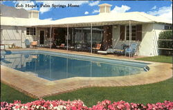 Bob Hope's Palm Springs Home