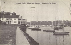 Pequot Yacht Club And Harbor