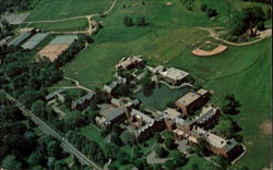 Aerial View Of The Taft School