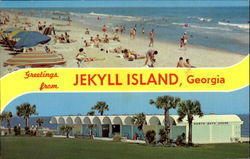 Greetings From Jekyll Island