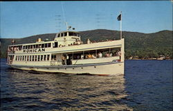 Lake George Motor Vessel Mohican