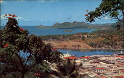 Castries Postcard