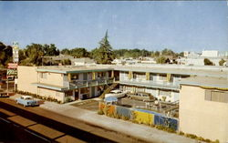 Visalia Inn Motel, 623 West main Street