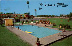 Visalia Trave Lodge, 4645 W. Mineral King Avenue