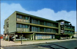 The Wharf Motel, 2601 Mason Street Postcard