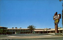 El Noh Motel, 1425 Adams Ave Postcard