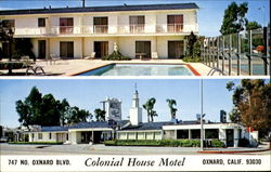 Colonial House Motel, 747 No. Oxnard Blvd