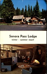 Sonora Pass Lodge