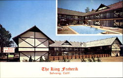 The King Frederick, 1617 Copenhagen Drive