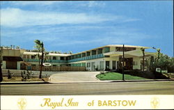 Royal Inn Of Barstow, 1350 W. Main St.