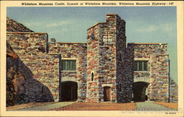 Whiteface Mountain Castle New York