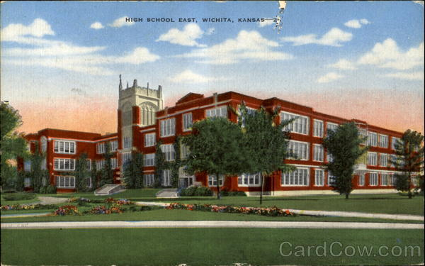 High School East Wichita Ks