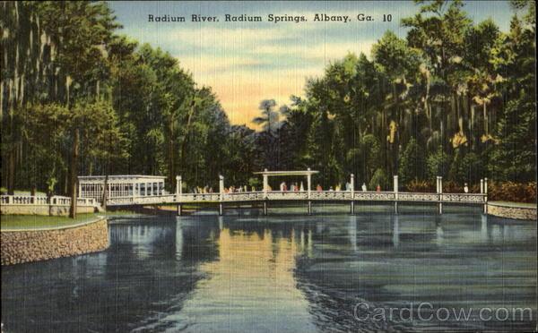 Radium River Radium Springs Albany GA