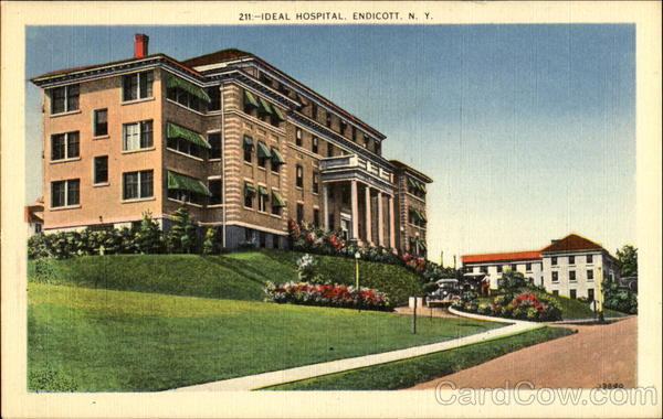 Ideal Hospital Endicott New York