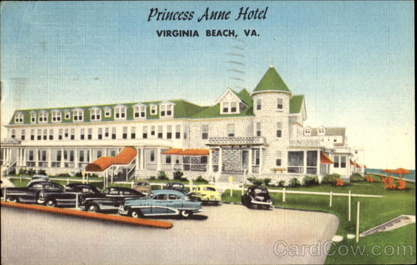 Princess Anne Hotel Virginia Beach