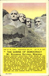 The Shrine Of Democracy