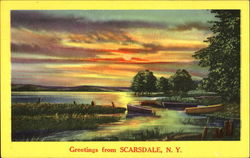 Greetings From Scarsdale