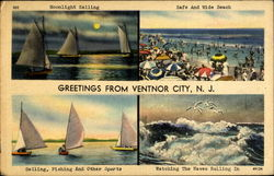 Greetings From Ventnor Coty