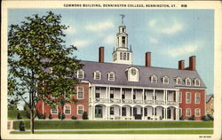 Commons Building, Bennington College