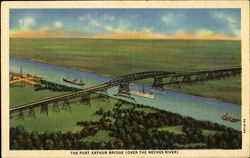 The Port Arthur Bridge