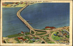 Cross By Boulevard Bridge