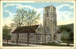 McCartney Library, Geneva College
