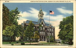 Administration Building, Geneva College