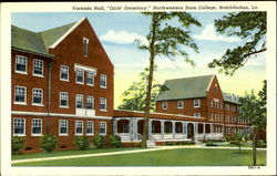 Varnado Hall Girls Dormitory, Northwestern State College