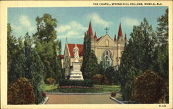 The Chapel, Spring Hill college
