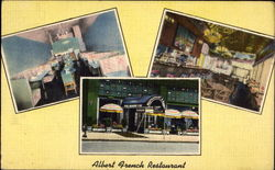 Albert French Restaurant, 65 University Place - Cor. 11th Street