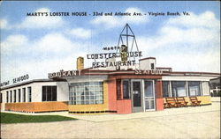 Marty's Lobster House, 33rd and Atlantic Ave