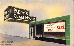 Paddy's Calm House, 215 W. 34th Street Bet. 7th & 8th Aves