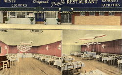 Original Paul's Restaurant, Flatbush Ave., at East 31st St.
