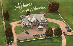 Herbert's Candy Mansion, Route 20