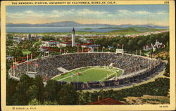 The Memorial Stadium, University of California